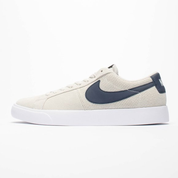 Nike SB Blazer Vapor Summit White Skateboard shoe